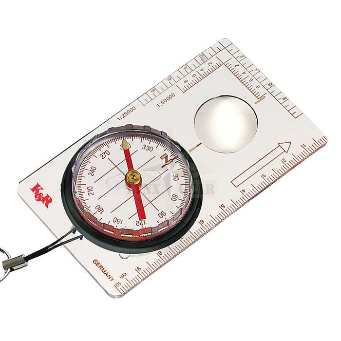 K&R K1L map compass